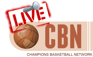 CBN Live logo champions basketball network cbn
