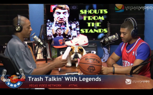 NBA Legends on Trash Talkin' With Legends Radio Show Ep08 2015