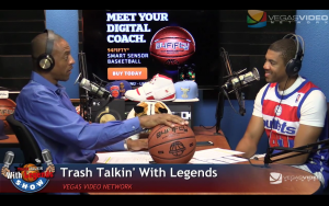 NBA Legends on Trash Talkin' With Legends Radio Show Ep05 2015