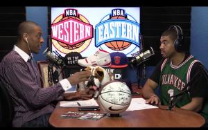 NBA Legends on Trash Talkin' With Legends Radio Show Ep01 2015
