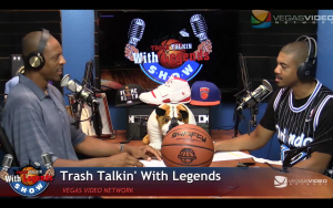 NBA Legends on Trash Talkin' With Legends Radio Show Ep07 2015