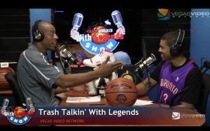 NBA Legends on Trash Talkin' With Legends Radio Show Ep03 2015