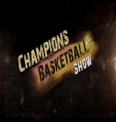 Champions Basketball Show graphic - cbn champions basketball network front page